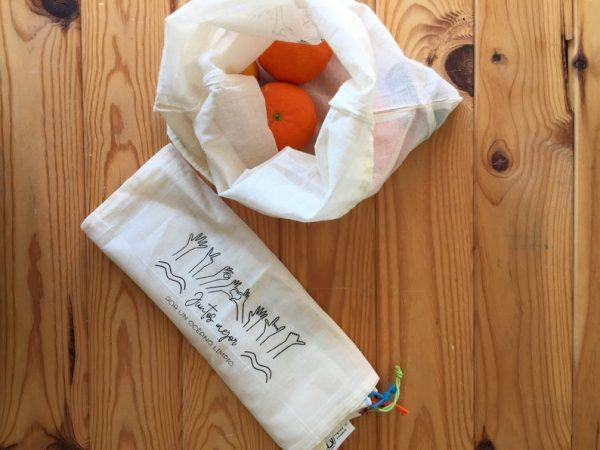 bolsa para verdura