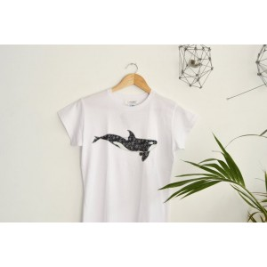Camiseta de orca