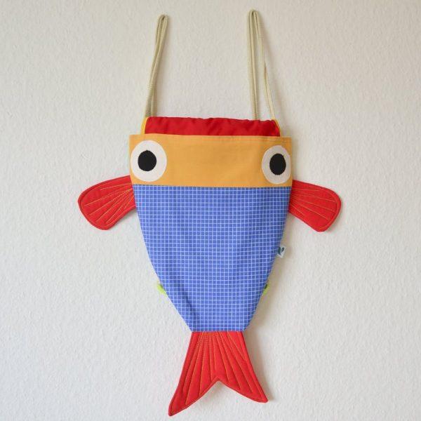 bolso pez chicharron