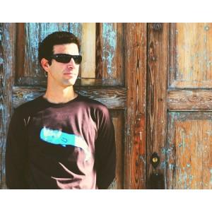 camiseta ballena hombre