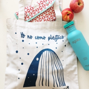 Bolso Yo No Como Plástico