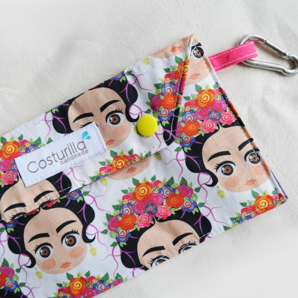 Portamascarilla Frida detalle