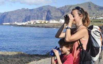 Tenerife con niños, 10 planes para aficionados a la fauna