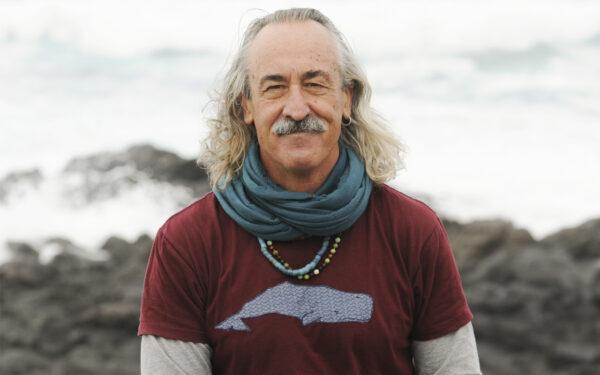 camiseta con cachalotes para hombre
