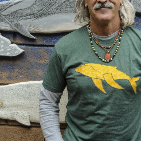 taller de artesania camisetas de mar