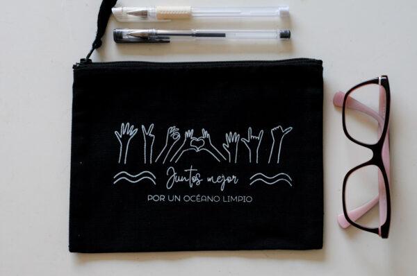 Neceser artesanal tintas ecologicas